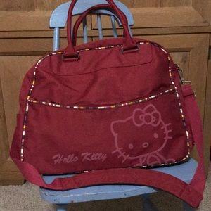 Vintage Hello Kitty Travel Bag
